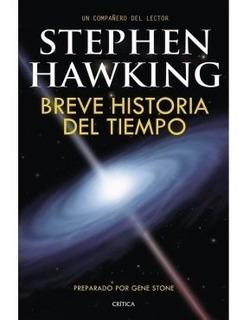 Breve Historia Del Tiempo - Stephen Hawking - Nuevo