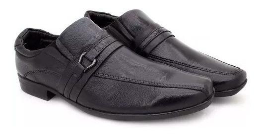 Sapato Masculino Couro Laroche 2604pto