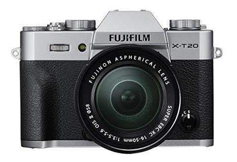 Câmera Fuji Xt20,4k Em Perfeito Estado + Lente 23mm