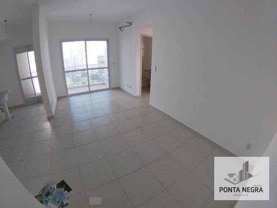 Apartamento Com 2 Dormitórios À Venda, 71 M² Por R$ 419.900,00 - Dom Pedro - Manaus/am - Ap0860