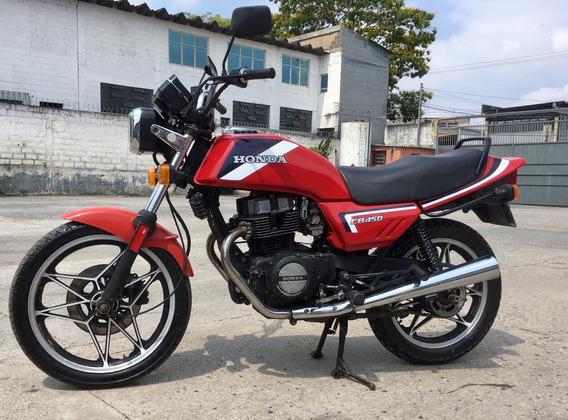 Honda Cb 450 / 1985