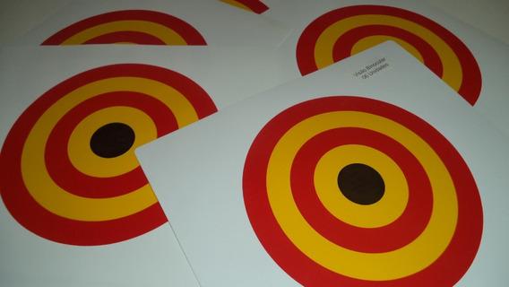 Visão Binocular 6 Placas Estudos Ópticos Visão E Ilusão