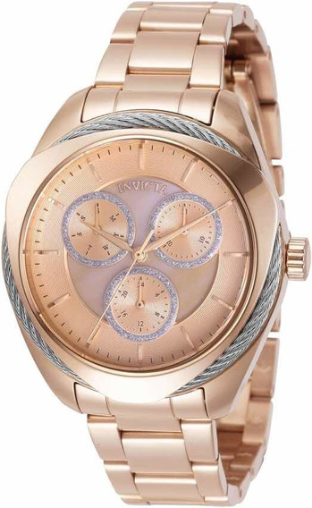 Relógio Invicta Bolt Feminino Original 31229 - 12x Sem Juros