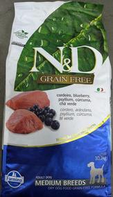 N&d Grain Free Adult Dog Medium Breeds