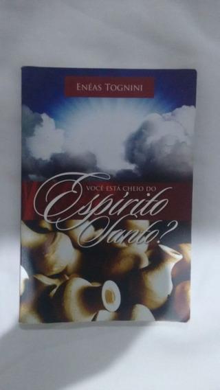 Livro Você Está Cheio Do Espírito Santo Enéas Tognini .biblo