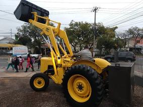 Maquinaria De Construção Pás Carregadeiras Massey Fergusson