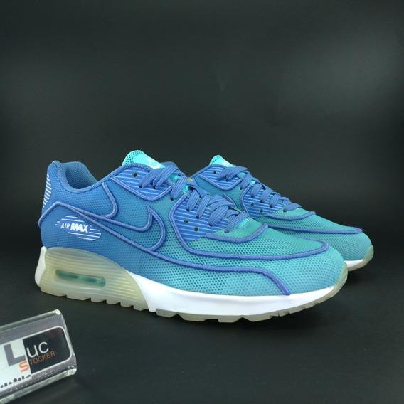 Tênis Nike Air Max 90 Ultra 2.0 Still Blue 100% Original