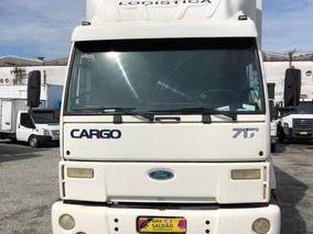 Ford Cargo 1717 Ano 2004 Bau
