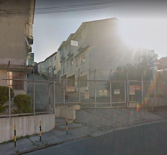 Sobrado Em Conceição, Osasco/sp De 92m² 2 Quartos À Venda Por R$ 169.390,75 - So253946