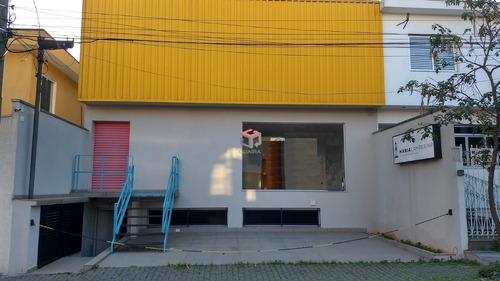 Imagem 1 de 24 de Sobrado Para Aluguel, 3 Quartos, 3 Vagas, Anchieta - São Bernardo Do Campo/sp - 100668