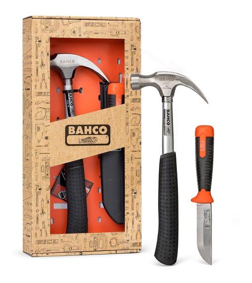 Pack Martillo + Cuchillo Bahco