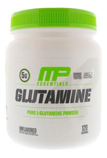2x Glutamina 300g Pura Powder Musclepharm Total:600g Eua