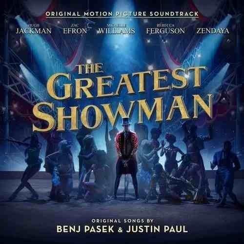 Cd The Greatest Showman