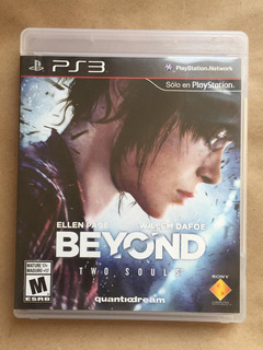 Beyond Two Souls Ps3 Envíos Todo Chile