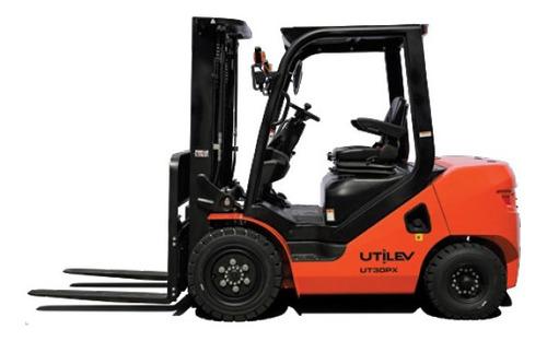 Autoelevador Diesel Para 3.500 Kg - Unidad Nueva!!