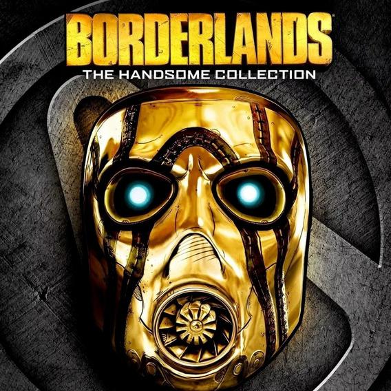 Borderlands: The Handsome Collection Key Steam