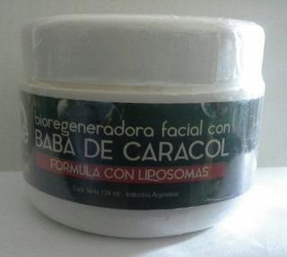 Crema Bioregeneradora Cicatrizante Con Baba De Caracol
