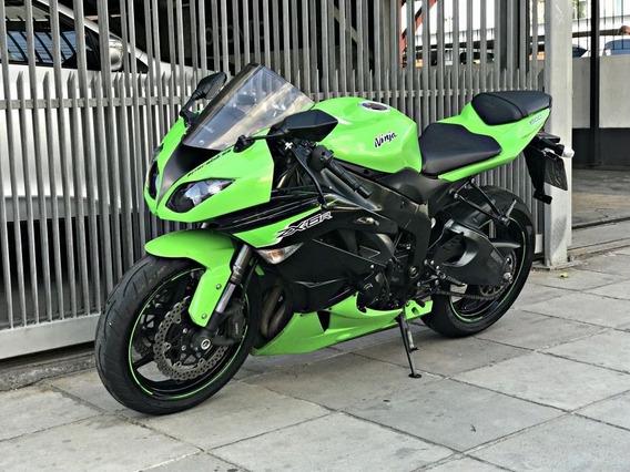 Kawasaki Ninja Zx-6r Zx6-r