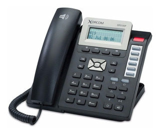 Telefono Ip Hd Xorcom Xp Ml0554