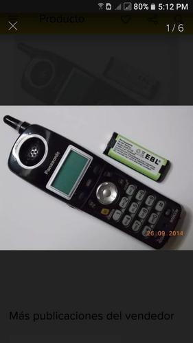 Bateria Para Teléfono Panasonic Hhr-p105, Ó T390, Ó Nro. 31