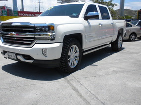 Cheyenne 2500 Doble Cab High Country 4x4 At 2017 Blanca
