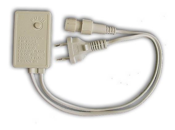 Controle Sequencial Piscapisca Para Mangueira Luminosa Natal