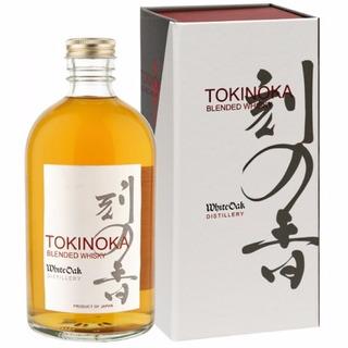 Whisky Japones Tokinoka White Oak Blended Con Estuche