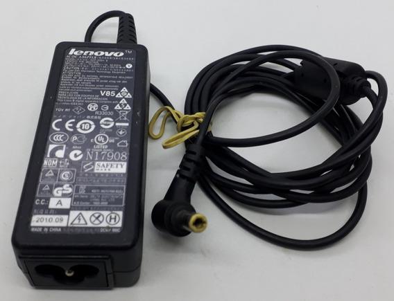 Fonte Lenovo Notebook 20 V-1,5 A 100%