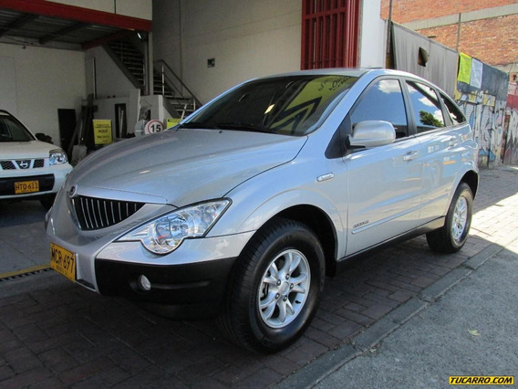Ssangyong Actyon Actyon Diesel Sun Roof