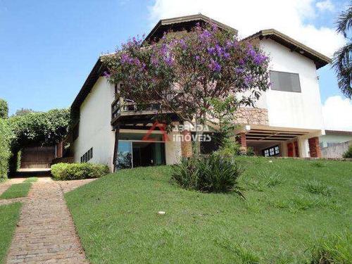 Imagem 1 de 18 de Chácara Com 5 Dorms, Jardim Bandeirantes, Louveira - Cod: 42188 - V42188
