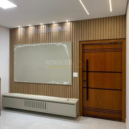 Imagem 1 de 10 de Casa Padrão Em Franca - Sp - Ca0214_rncr