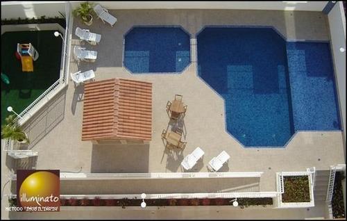 Imagem 1 de 9 de Apartamento Para Venda Em Santo André, Vila Bastos, 2 Dormitórios, 1 Suíte, 2 Vagas - 12351_1-917565