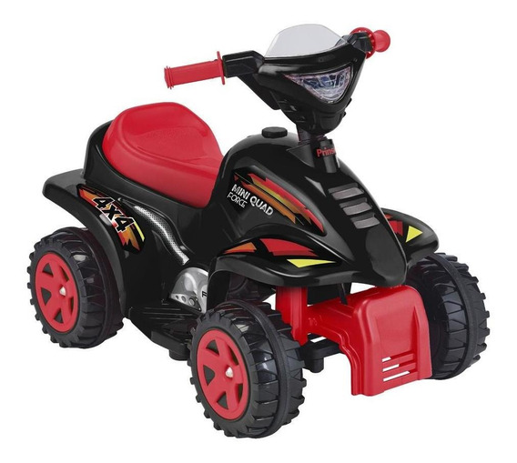 Moto Eléctrica Prinsel Mini Quad Boy 6v