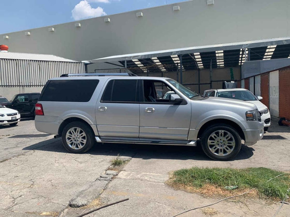 Ford Expedition 2011 5p Max Limited 4x2 5.4l V8