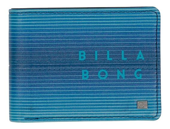 Billetera Billabong Team Flip Wallet Mawtvbtl
