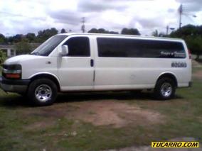 Chevrolet Van Passenger