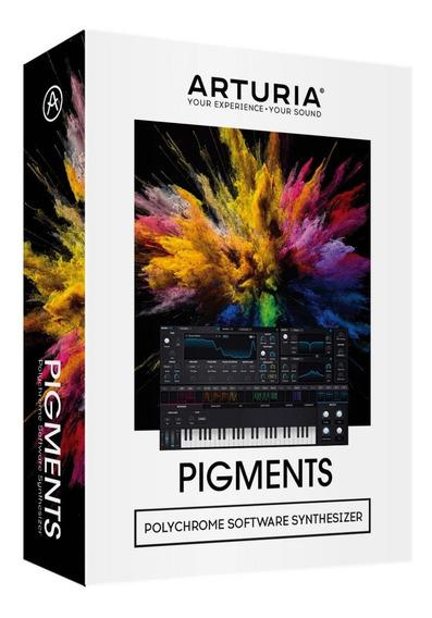 Arturia - Pigments 2.0.0 Ultima Versão Mac & Windows