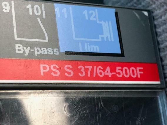 Chave De Partida Soft Start Abb Ps S 37/64-500f