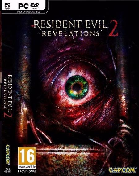 Resident Evil Revelations 2 Pc Original Frete Gratis !!