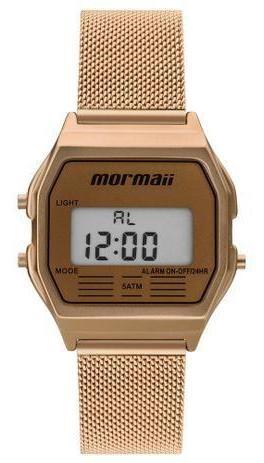 Relógio Feminino Mormaii Vintage Rosé Mojh02bc/4l