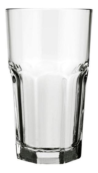 Conjunto De Copos 340ml Bristol Long Drink 12 Peças - Nadir