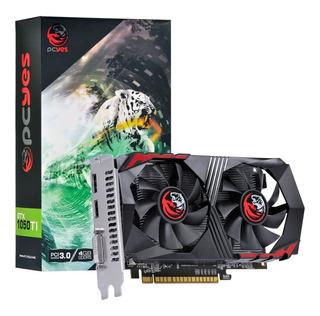 Placa De Vídeo Gtx 1050ti 4gb Ddr5 128 Bits Geforce Nvidia