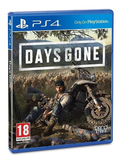 Juego Playstation 4 Days Gone Ps4 / Makkax