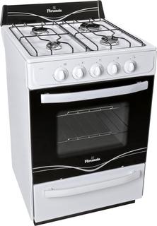 Cocina Bigas 5516f 4 Hornallas 56cm Florencia
