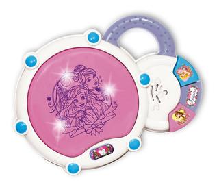 Juguete Musical Mi Primer Tambor Disney Princesas Luz Ditoys
