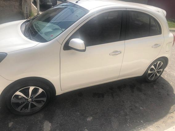 Nissan March 1.6 16v Sv 5p 2015