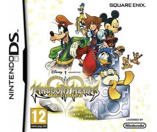 Kingdom Hearts Re:coded Nuevo Fisico Sellado Nintendo Ds