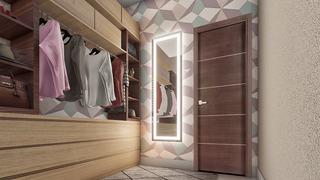Espejo De Cuerpo Completo Con Luz Led Integrada De 65x180cm