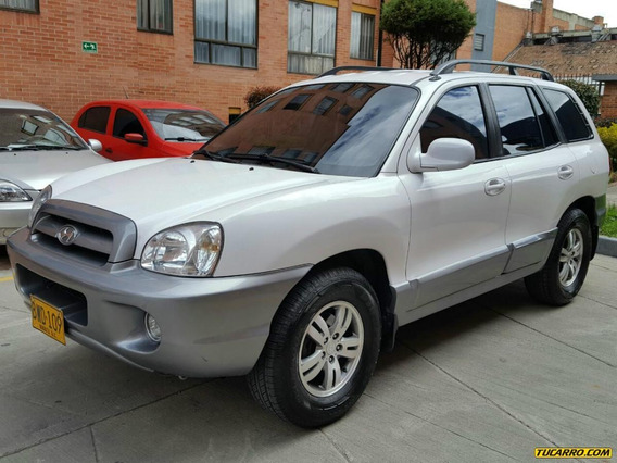 Hyundai Santa Fe Gl At