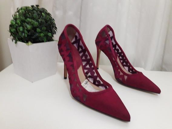 Zapatos Stilettos Marca Mango. Nro 36